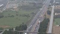 Más de 463.000 vehículos cruzan la variante en Semana Santa