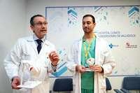 Clínico: primer implante de prótesis cardíacas sin cirugía