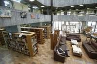 La biblioteca del Polígono podría trasladarse por las obras