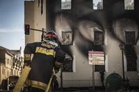San Leonardo demanda la creación de un parque de bomberos