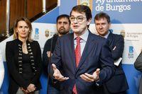 Mañueco dice que los presupuestos del PSOE son un atraco