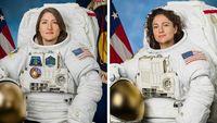La primera caminata espacial femenina será esta semana