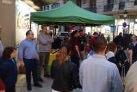 Vox centró su campaña en encuentros con colectivos