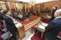 Presentadas las proposiciones para el Pleno del viernes