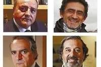 La Audiencia 'será' para Carranza, Segoviano, Verona o Vega