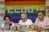 Piden Ley de derechos LGTBi para Castilla-La Mancha
