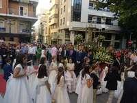 Albacete celebra el Corpus
