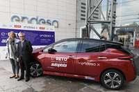 Endesa logra su reto: 7.000 kilómetros con un coche eléctric