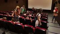 200 menores disfrutan del 'Cine Melón' de Soria