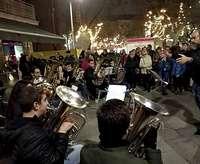 El Conservatorio lanza a 120 alumnos a cantar villancicos