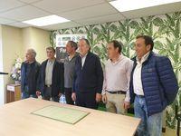 El alcalde de Torrubia irá a Calatayud a pie