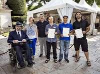 Un maletín de cuero gana el sexto concurso 'Pieza Artesana'