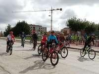 Un día sobre ruedas en Golmayo