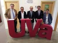 Soria, un referente del deporte también en la Universidad
