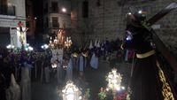 Procesión y concierto solidario en Pradoluengo