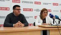 CCOO y UGT llaman a movilizarse el 1 de Mayo