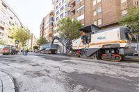 Los vecinos reclamaron «celeridad» en el asfaltado de calles