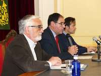 Prieto recuerda los principios fundacionales de Diputación