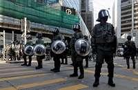 Fallece un trabajador de Hong Kong golpeado en las protestas