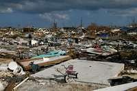 Aumentan a 53 muertos en Bahamas a causa de 'Dorian'