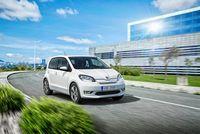 EconomÁa/Motor.- Skoda lanza en España el Citigoe iV, su primer eléctrico