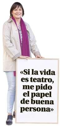 Gina Aguiar, concejala de Cultura.