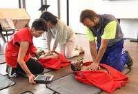 Veka Ibérica colabora con Cruz Roja para salvar vidas