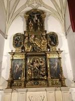 El retablo de Berruguete, protagonista Noche del Patrimonio