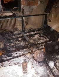 Un incendio obligó a desalojar un edificio en San Pablo