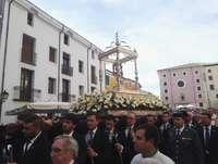 La Custodia recorre de forma majestuosa las calles de Cuenca