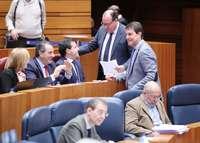 Las Cortes piden a la Junta una ley de cambio climático