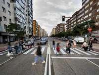 Estudian la reforma de la calle Vitoria por consulta popular