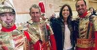 Romero insiste en trabajar para promocionar el patrimonio