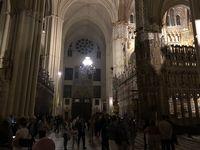 Toledanos y visitantes disfrutan de la Noche del Patrimonio
