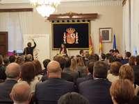 Albacete celebra los 41 años de la Constitución Española
