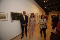 La pintura de Luis Sáez se expone en el Museo de Burgos