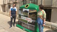 Ecoembes quiere reciclar 2.000 kilos de vidrio de los bares