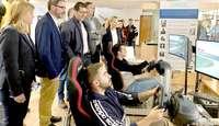 Informática conecta a sus estudiantes con 20 empresas