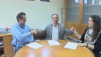 Ciudadanos y DNP garantizan la investidura de Jesús Nieto