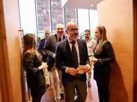 Ortega marca como prioridad la digitalización de archivos