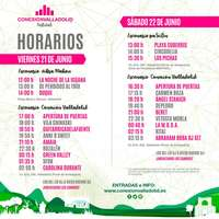 El Conexión Valladolid ya tiene horarios
