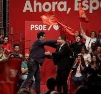 Page:«El PSOE es el único capaz de afrontar la situación