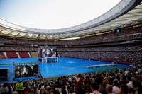 Más de 16.000 testigos de Jehová visitan Segovia estos días