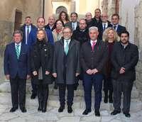 8 diputaciones refrendan su compromiso con el Camino del Cid