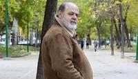 Jesús Caulín es el jefe de la Agrupación Local de Voluntarios de Protección Civil de Albacete