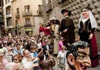 Los Gigantes y Cabezudos, atractivo de un San Juan festivo