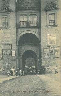 Toledo, protagonista de otra serie general
