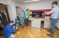 Vox se queda a las puertas del escaño en Burgos