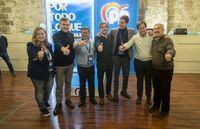 """El PP, """"satisfecho"""" con el resultado de Burgos"""