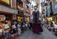 Padilla y Pacheco completan la historia gigantona de Toledo